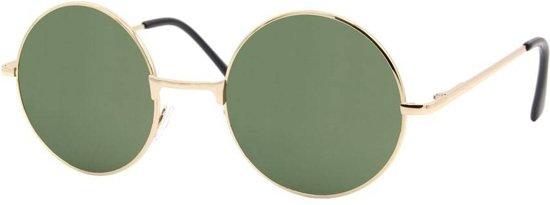 53ca8914213732 Hippe festival ronde hippie John Lennon zonnebril voor de zomer 100%  UV-bescherming NDL715