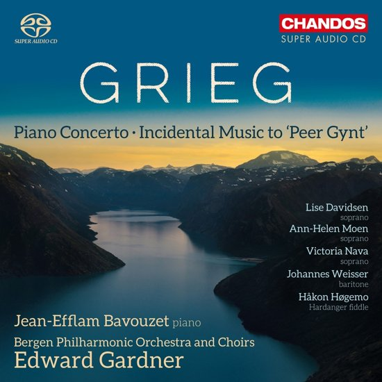Piano Concerto In A Minor Op.16 / I