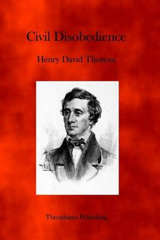 henry thoreau and civil disobedience Sparked by thoreau's outrage at american slavery and the american-mexican war, civil disobedience is a call for every citizen to value his conscience above his government.