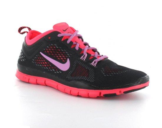 a6d50a003b7 Nike Womens Free 5.0 Training Fit 4 - Fitnessschoenen - Dames - Maat 40 -  Zwart