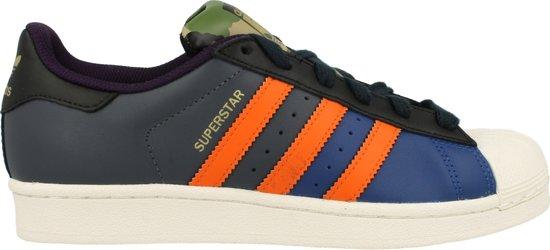 Orange, Chaussures Originaux Adidas Taille 46 Hommes