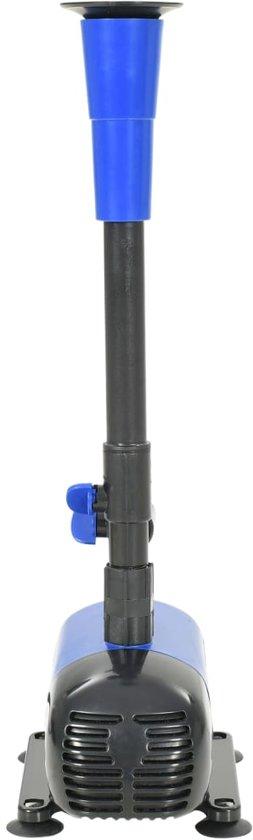 vidaXL Fonteinpomp 38 W 1500 L/u
