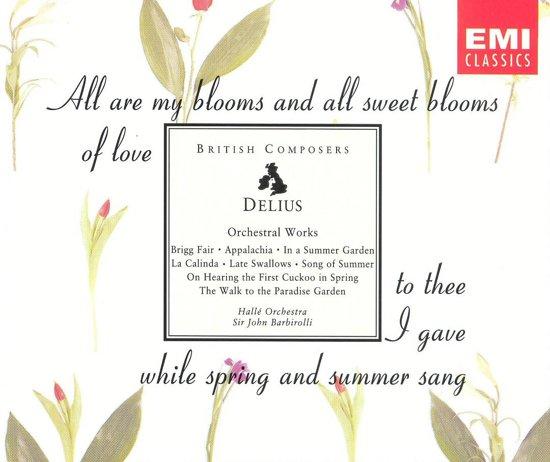 Delius: Orchestral Works / Barbirolli, Tear, Jenkins
