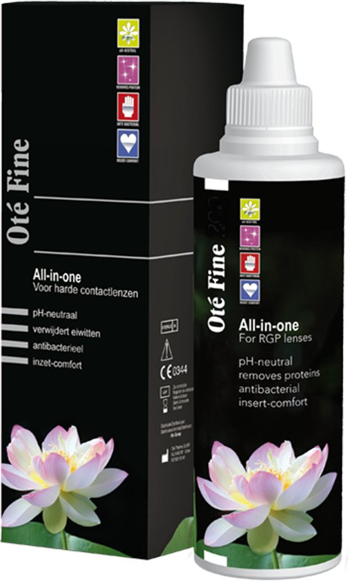 Oté Fine [1x 100ml] - lenzenvloeistof
