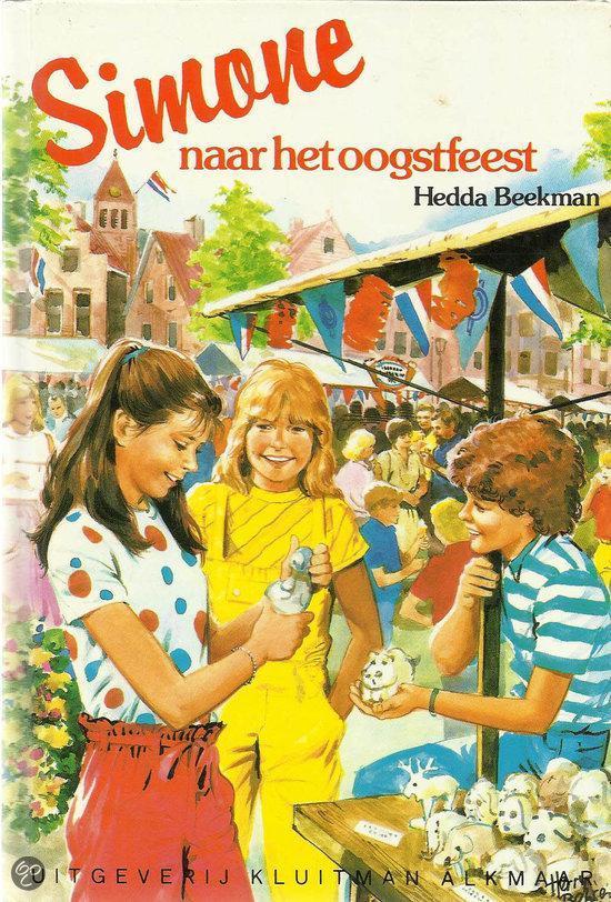 SIMONE NAAR HET OOGSTFEEST - Hedda Beekman pdf epub