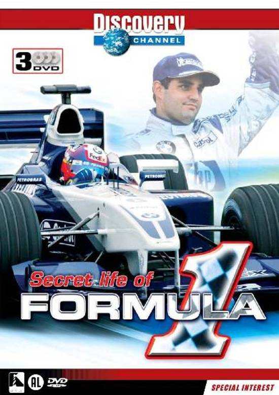 Secret life of Formula 1