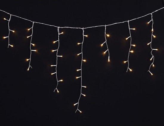 vidaxl decoratief object kerstverlichting lichtgordijn 39 m 180 leds 60507