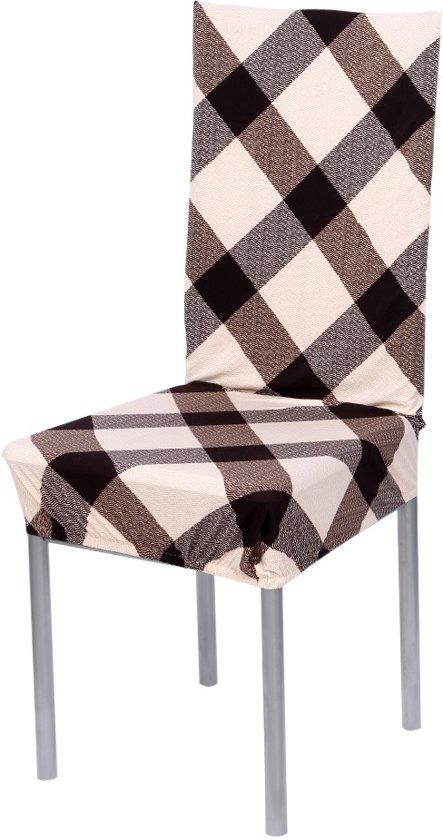 stoelhoezen set eetkamerstoel hoezen elastisch 2x stoelhoes voor eetkamer stretch stoel hoes