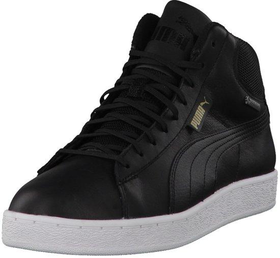 Puma 1948 Sneakers hoog black Dames Schoenen,puma schoenen