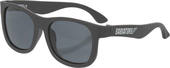 Babiators UV zonnebril Baby Navigators - Black Ops Zwart - Maat 0-2 jaar