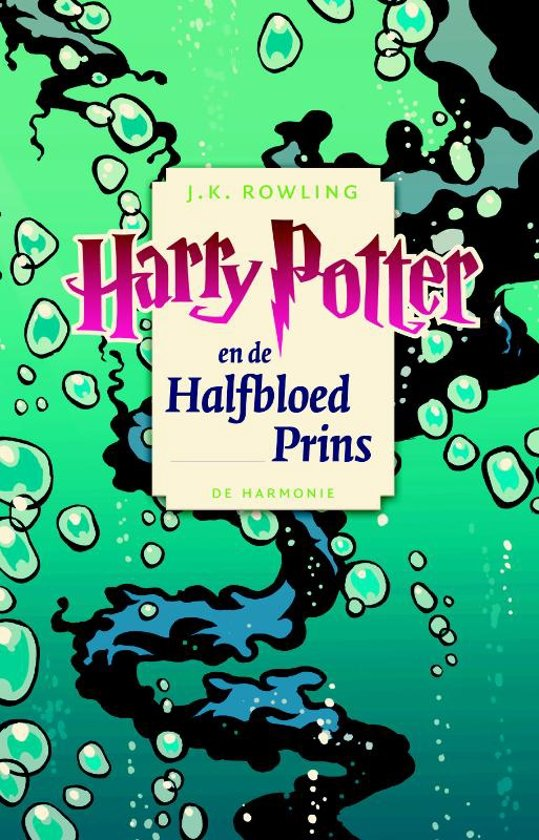 Afbeelding van Harry Potter 6 - Harry Potter en de halfbloed prins