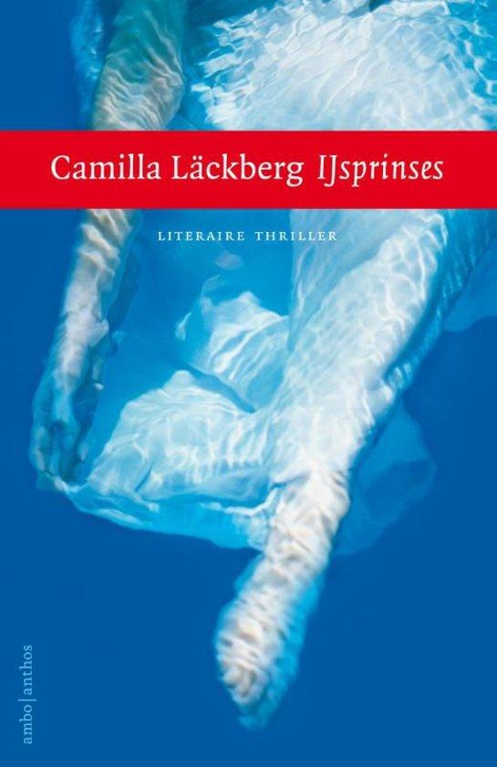 Boek cover Fjällbacka 1 - IJsprinses van Camilla Läckberg (Paperback)
