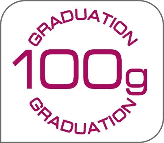 Personenweegschaal Tefal Premiss II roze PP1063V0