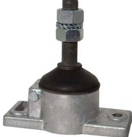 Motor bevestiging max 100kg, Lengte 44 mm (GS38100)