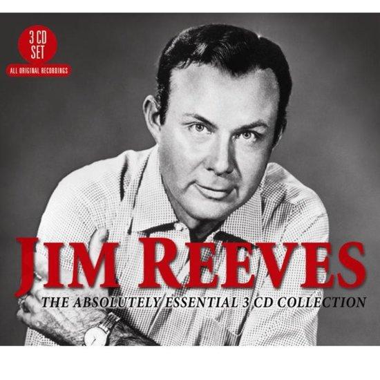 CD cover van Absolutely Essential van Jim Reeves