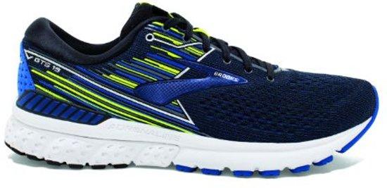 Brooks Adrenaline GTS 19 donkerblauw hardloopschoenen heren