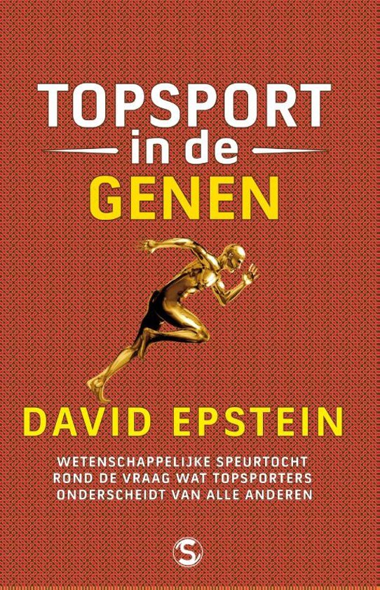 Topsport in de genen