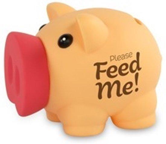 Miko - Spaarvarkentje - Please feed me