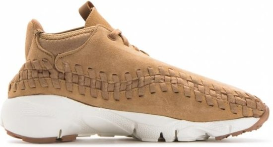 low priced 869ff 0e835 Nike Sneakers Air Footscape Woven Chukka Heren Beige Mt 40,5