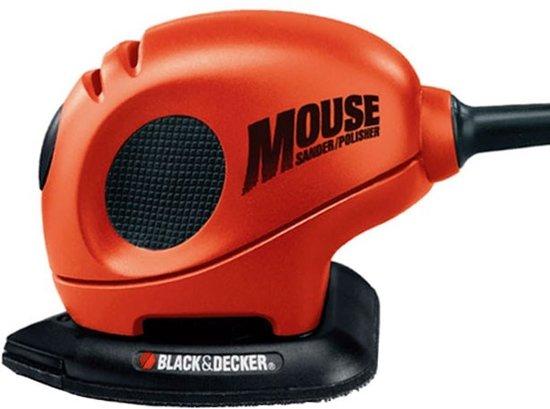Blac Mouse schuurmachine KA161BC-QS