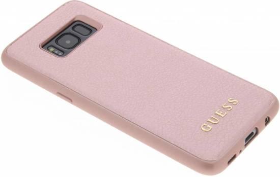 Cas Irisé Noir Dur Pour Samsung Galaxy S8, Plus