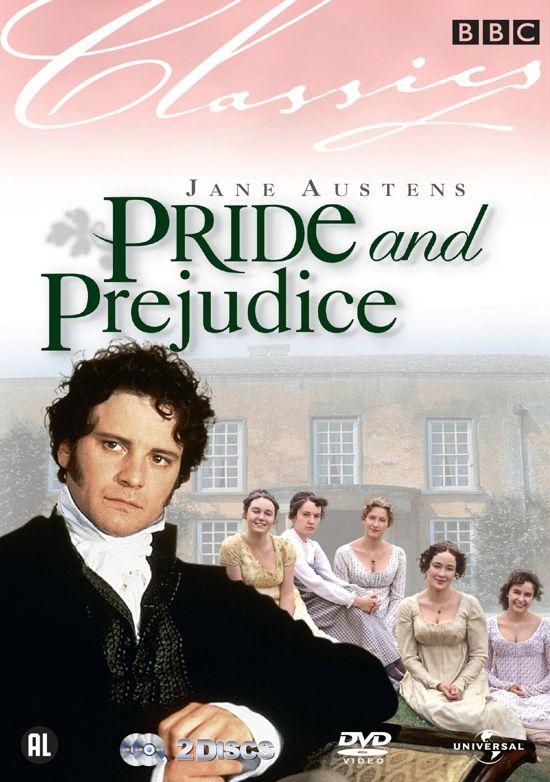 Cover van de film 'Pride And Prejudice'