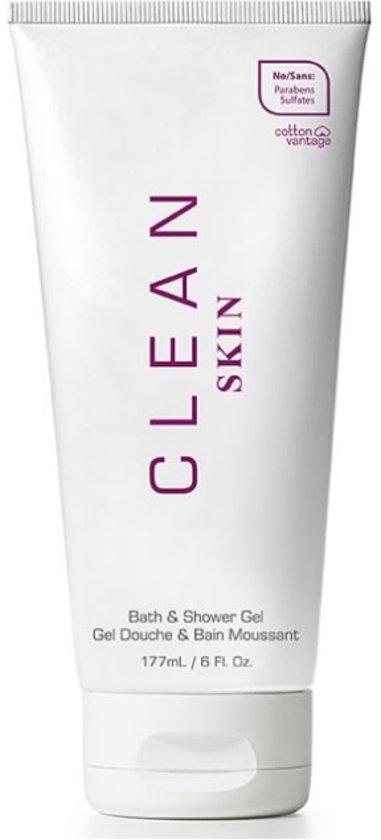 Foto van Clean Skin Bath & Shower Gel 177 ml