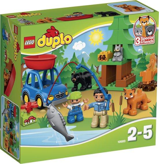 LEGO DUPLO Bos Vistochtje - 10583