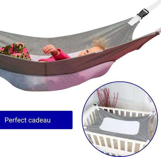Hangmat In Box.Baby Hangmat Hangmat Box Babyshower Cadeau Premium Veilig Ontwerp
