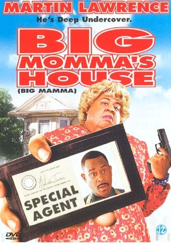 Cover van de film 'Big Momma's House'