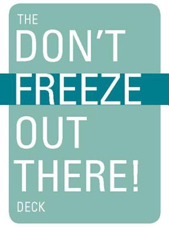 Afbeelding van het spel The Don't Freeze Out There! Deck