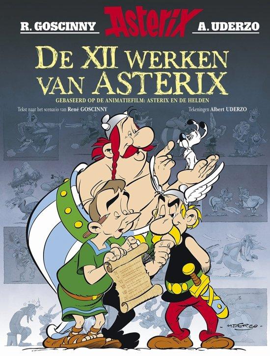Afbeelding van Asterix verhalen 02. de twaalf werken van asterix
