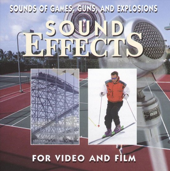 Sounds Of Games, Guns
