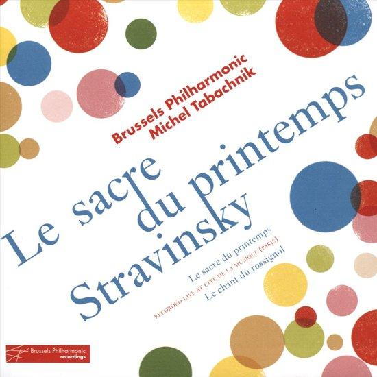 Le Sacre Du Printemps / Le Chant Du Rossignol - St