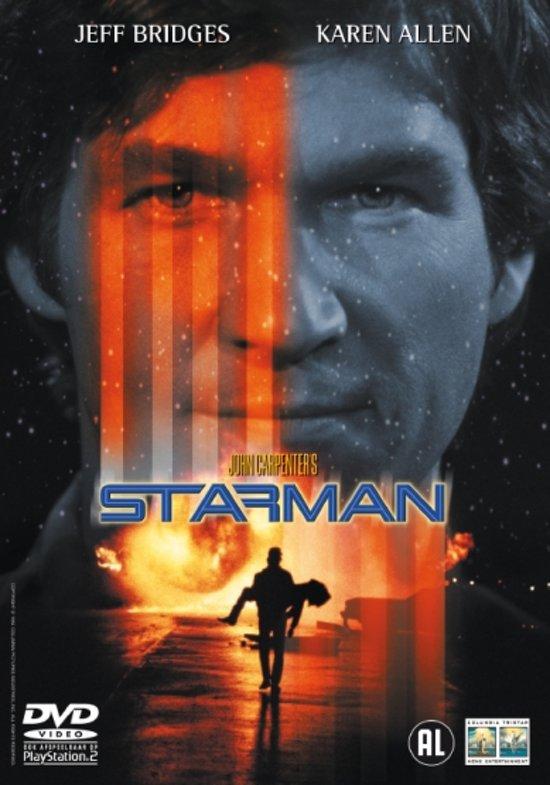 DVD cover van Starman