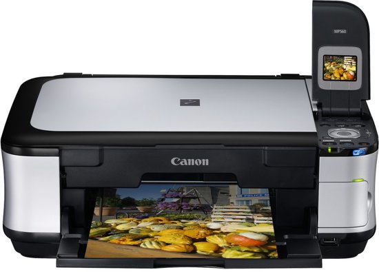 CANON PIXMA MP560 Scanner Download Driver