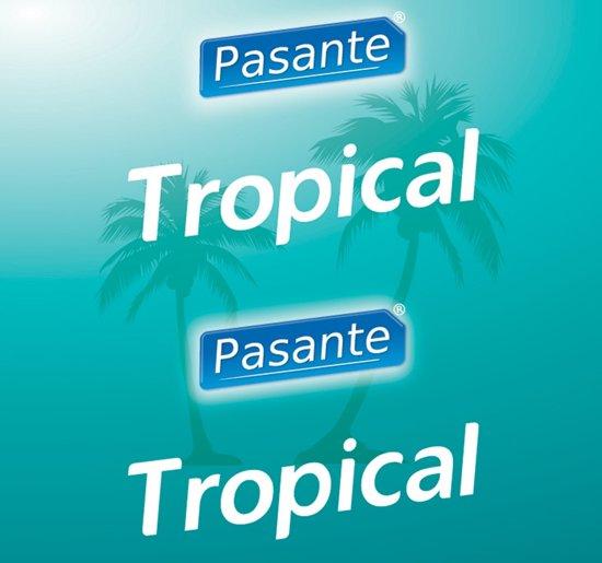 Pasante Tropical condooms 144st