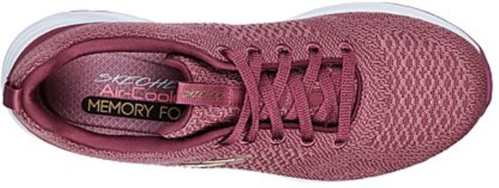 Skyline Sneakers Dames Roze Surefire Skechers roBdxeCW