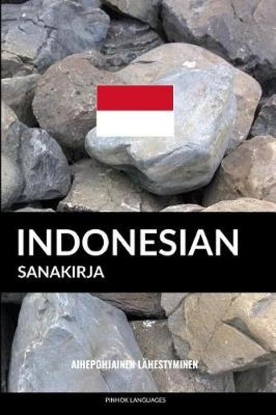 Indonesian sanakirja