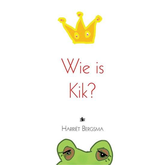 Wie is Kik? - Het ontroerende proces van een Transgender kikkertje