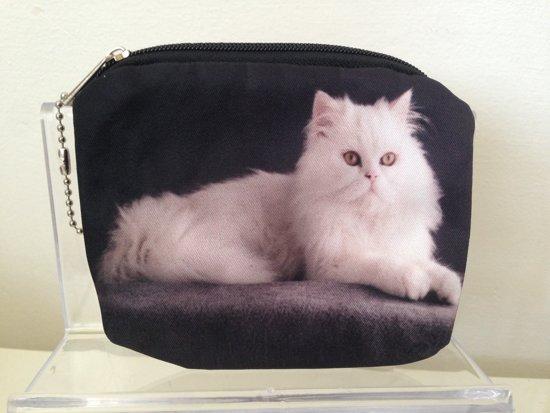 Portemonnee kat (model 1)