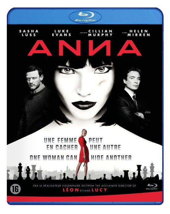 DVD cover van Anna (Blu-ray)