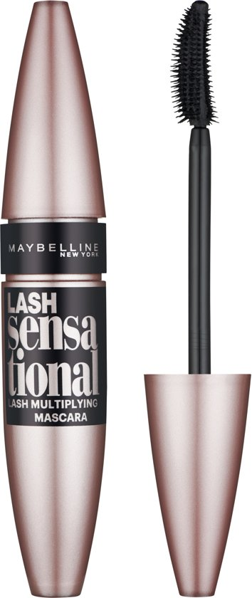 Maybelline Lash Sensational Mascara - Intense Black - Zwart