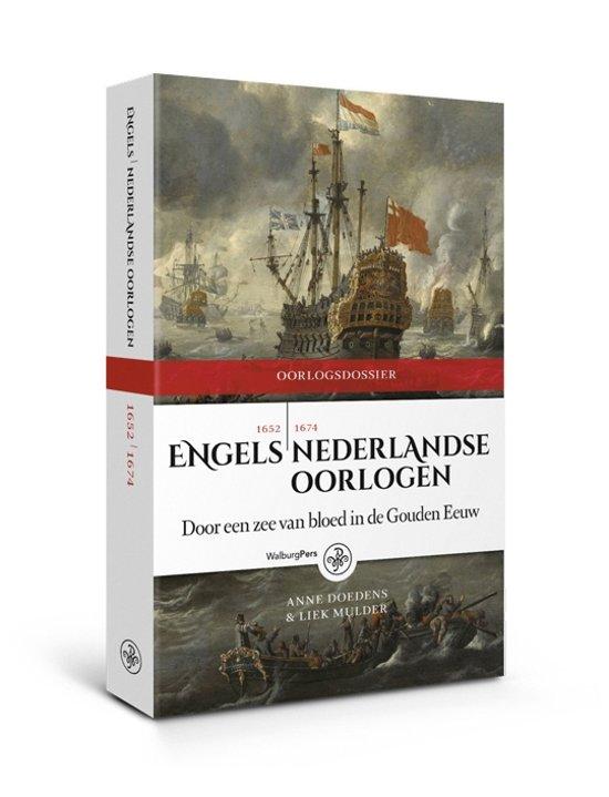 Oorlogdossiers 2 - Engels-Nederlandse oorlogen