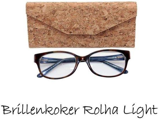 Brillenkoker Rolha van Kurk