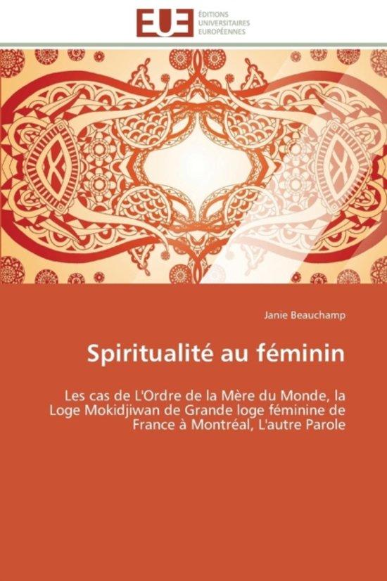 Spiritualit� Au F�minin