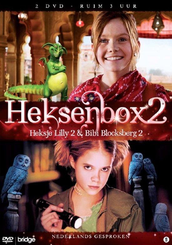 Heksje Lilly Cast.Bol Com Heksje Lilly 2 Bibi Blocksberg 2 Dvd Dvd S