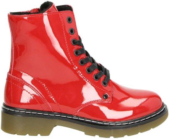 Orange Babies meisjes boot - Rood - Maat 39