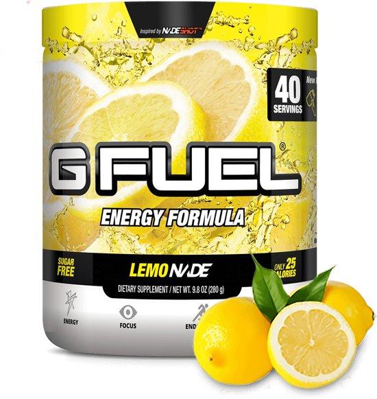 GFUEL Lemonade Tub (40 servings)