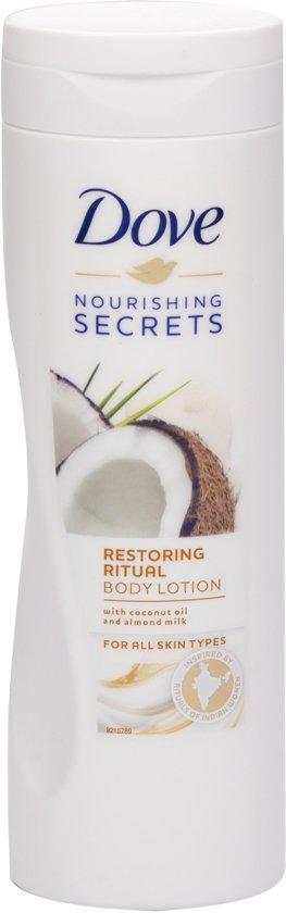 Dove Bodylotion - restoring ritual coconut + almond